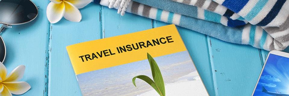 Изображение брошюры «Travel Insurance»