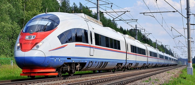 Поезд «Сапсан»